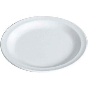 Waca Płytka Melamin Flat 23,5cm, white